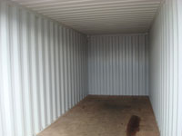 20ft Container internal view